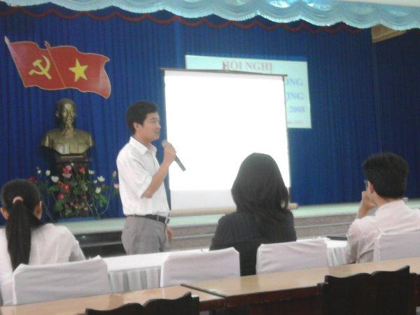 Tập huấn nhận thức HTQLCL TCVN ISO 9001:2008 tại UBND huyện Trảng Bàng