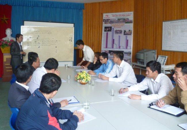 Tập huấn ĐGNB HTQLCL ISO 9001:2008 tại NM ôtô Đồng Vàng - Tổng Cty CN ôtô VN