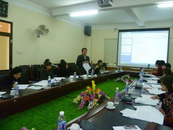 Tập huấn nhận thức HTQLCL theo TCVN ISO 9001:2008 tại Sở KH & CN Quảng Ninh
