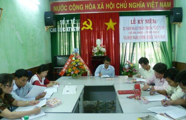 Tập huấn nhận thức HTQLCL theo TCVN ISO 9001:2008 tại Chi cục ATTP Phú Yên