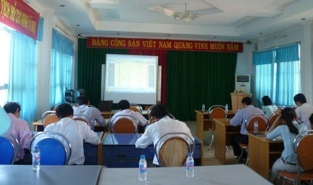 Tập huấn nhận thức HTQLCL theo TCVN ISO 9001:2008 tại Chi cục BVMT Phú Yên