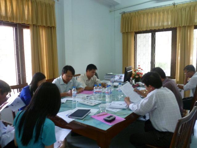 Tập huấn nhận thức HTQLCL theo TCVN ISO 9001:2008 tại Chi cục PTNN Phú Yên