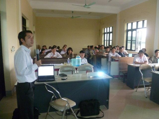 Đào tạo nhận thức HTQLMT TCVN ISO 14001:2010 tại Công ty CP Trung Đô