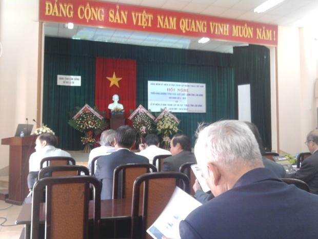 Hội nghị năng suất chất lượng Lâm Đồng năm 2012