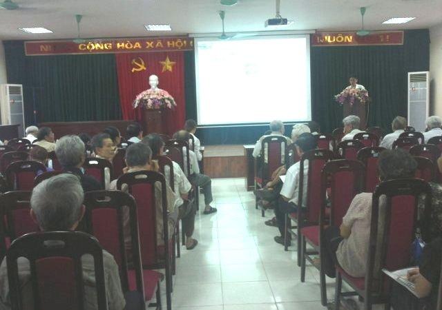 TH CGĐGNB HTQLCL TCVN ISO 9001:2008 tại UBND phường Mai Động, Hà Nội