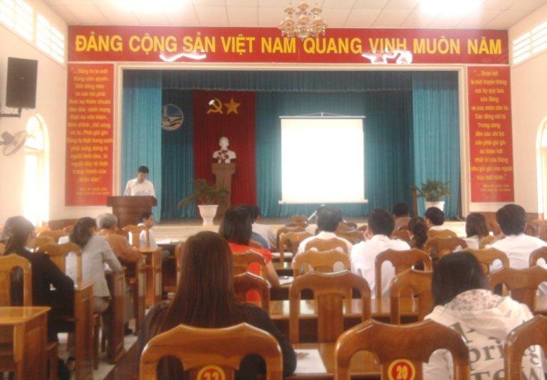 TH nhận thức HTQLCL TCVN ISO 9001:2008 tại UBND huyện Bảo Lâm, Lâm Đồng