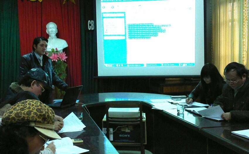 Tập huấn nhận thức HTQLCL theo TCVN ISO 9001:2008 tại Chi cục PTLN Lạng Sơn