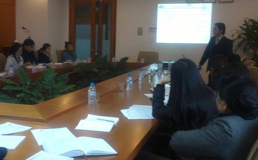 Tập huấn đánh giá nội bộ HTQLCL ISO 9001:2008 tại Công ty CP Lilama Hà Nội