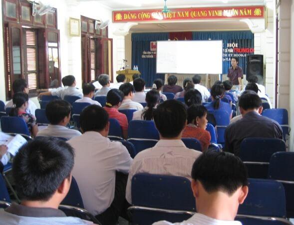 Đào tạo nhận thức HTQL Chất lượng ISO 9001:2008 tại Công ty Cổ phần Trung Đô