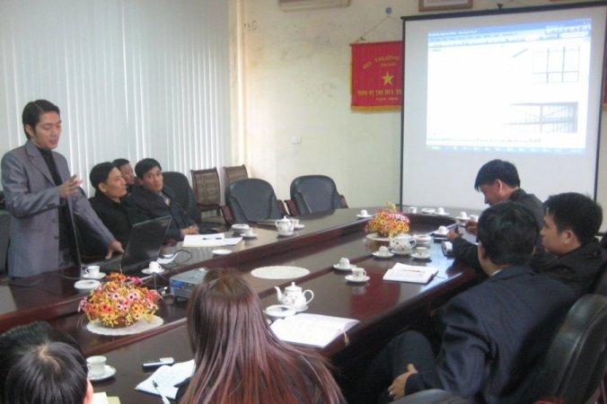 Tập huấn nhận thức HTQLCL ISO 9001:2008 tại Chi cục Quản lý TT Hải Dương