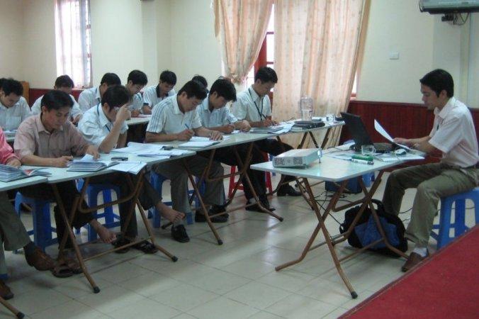 Đào tạo tiêu chuẩn ISO 9001:2008 tại Công ty CP Dây và cáp điện Thượng Đình
