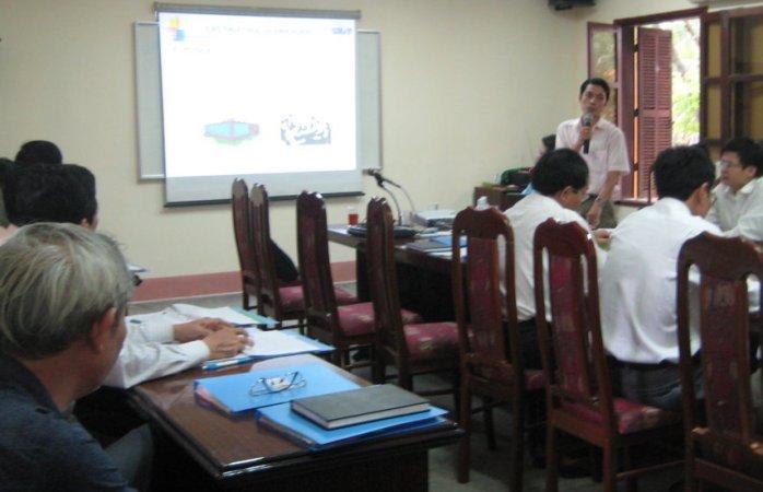 Đào tạo nhận thức HTQL Môi trường ISO 14001:2004 tại Công ty DIESEL Sông Công