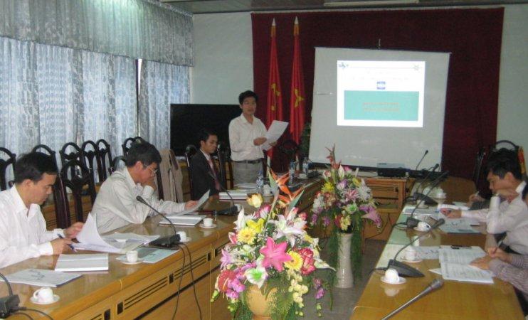 Tập huấn nhận thức Hệ thống QLCL ISO 9001:2008 tại Cục Hải quan Hải Phòng