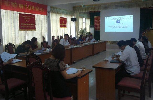 Hướng dẫn ban hành áp dụng hệ thống tài liệu TCVN ISO 9001:2008 tại UBND phường Đại Kim, quận Hoàng Mai, Hà Nội