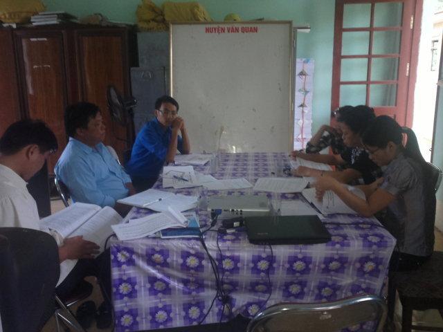 Tập huấn chuyên gia đánh giá nội bộ HTQLCL TCVN ISO 9001:2008 tại UBND huyện Trảng Bàng (Tây Ninh) và 11 xã thị trấn thuộc huyện