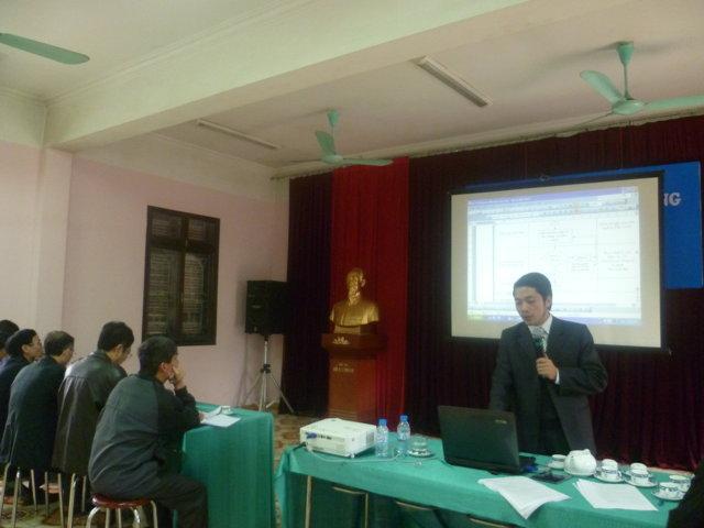 Đánh giá nội bộ HTQLCL TCVN ISO 9001:2008 tại các phường thuộc quận Hà Đông Hà Nội
