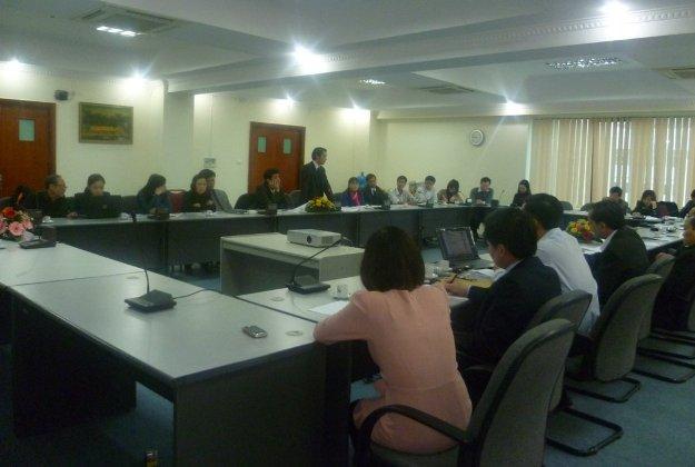 Hội thảo nghiệp vụ tư vấn, đánh giá HTQLCL theo TCVN ISO 9001 vào hoạt động của các cơ quan HCNN