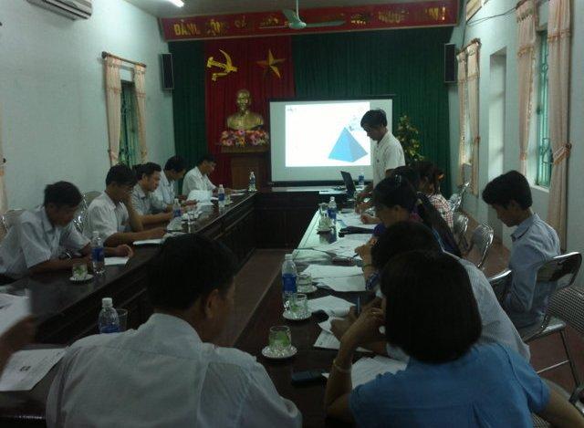 Triển khai đánh giá nội bộ HTQLCL TCVN ISO 9001:2008 tại các đơn vị hành chính nhà nước huyện Đan Phượng, Hà Nội