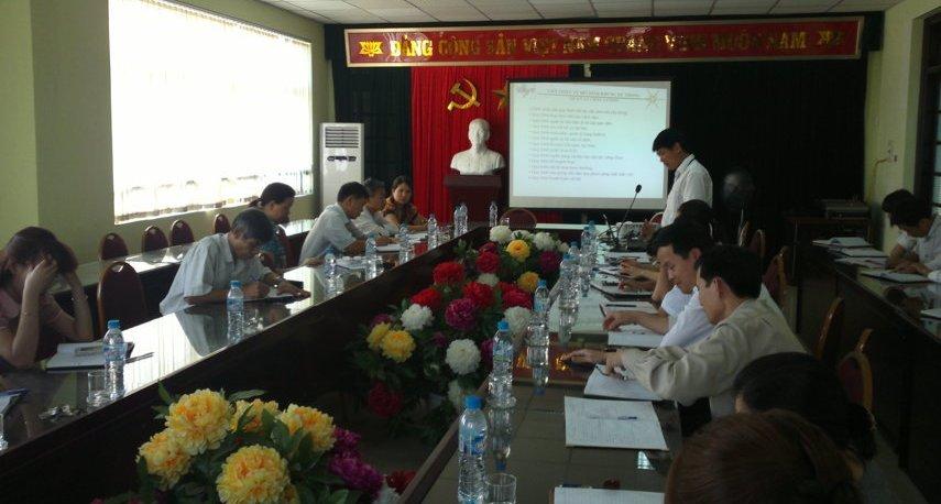 Triển khai kiểm tra, đánh giá nội bộ tại Chi cục Quản lý thị trường Lạng Sơn
