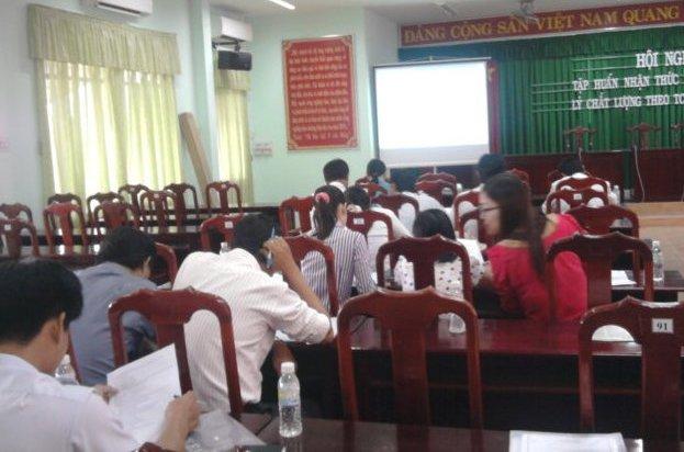 Kiểm tra đánh giá nội bộ HTQLCL tại Sở thông tin và truyền thông Lâm Đồng và Sở Nội vụ Lâm Đồng