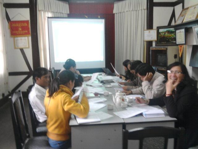 UBND huyện Đơn Dương, Lâm Đồng: Đánh giá nội bộ HTQLCL TCVN ISO 9001:2008