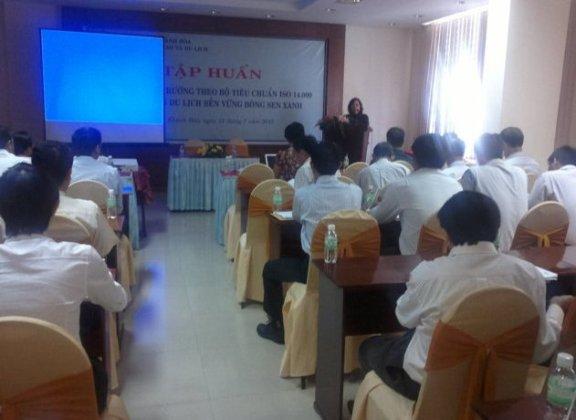 UBND huyện Sơn Động tỉnh Bắc Giang triển khai áp dụng hệ thống tài liệu HTQLCL TCVN ISO 9001:2008