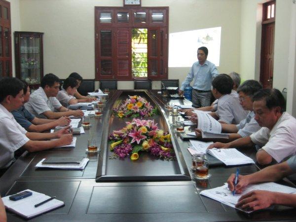 Hỗ trợ đánh giá kiểm soát HTQLCL TCVN ISO 9001:2008 chuẩn bị cho đánh giá chứng nhận tại UBND xã Đồng Quang huyện Quốc Oai, Hà Nội