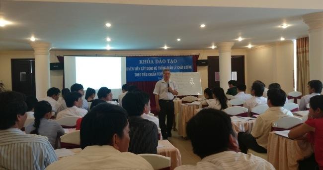 Hội nghị triển khai xây dựng và áp dụng HTQLCL TCVN ISO 9001:2008 tại tỉnh Trà Vinh