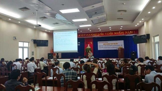 Hội nghị tập huấn nhận thức về TCVN ISO 9001:2008 và cách thức xây dựng hệ thống tài liệu của Hệ thống quản lý chất lượng tại Ngân hàng Nhà nước Việt Nam