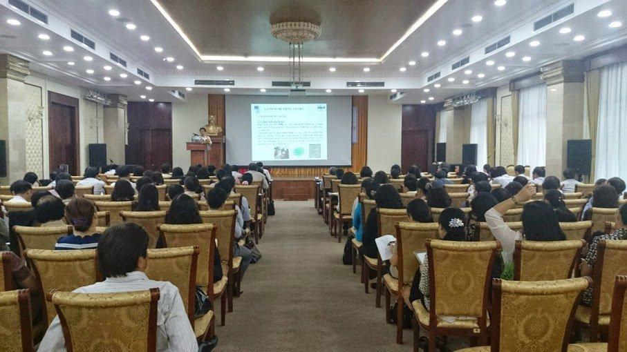 Tập huấn hướng dẫn áp dụng và chuyên gia đánh giá nội bộ HTQLCL TCVN ISO 9001:2008 tại Ngân hàng nhà nước Việt Nam
