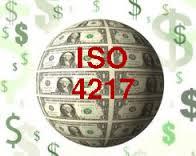 ISO 4217:2008 Mã số đại diện cho tiền tệ & quỹ vốn