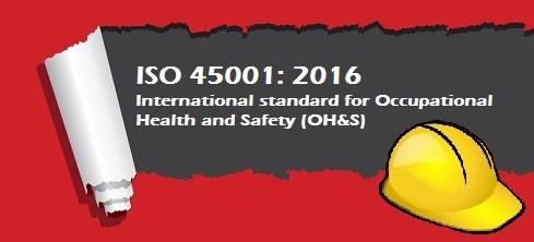 ISO 45001:2016- Tiêu chuẩn quốc tế mới cho hệ thống quản lý an toàn và sức khỏe nghề nghiệp
