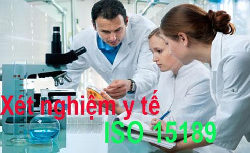 Tiêu chuẩn ISO 15189: 2012